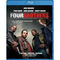 Four Brothers (Blu-ray), Movies