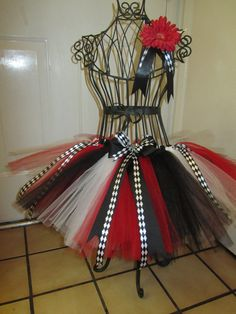 Pirate Tutu Skirt