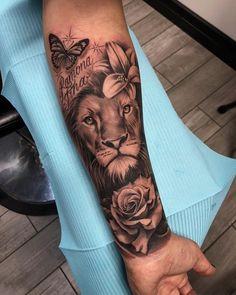 Este posibil ca imaginea să conţină: 1 persoană - tatoo feminina Dope Tattoos, Leo Tattoos, Dream Tattoos, Badass Tattoos, Pretty Tattoos, Body Art Tattoos, Hand Tattoos, Girl Tattoos, Tatoos