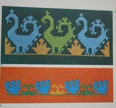 Embroidery Patterns, Cross Stitch Patterns, Knitting Patterns, Vintage Paper, Vintage Items, Cross Stitch Books, Reference Book, Dmc, Source Of Inspiration