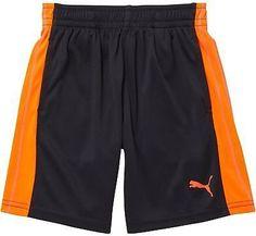 Puma Form Stripe Shorts (4-7)