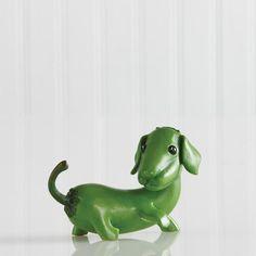 Green Pepper Dachshund