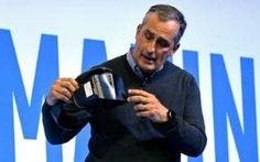 Intel boss Brian Krzanich