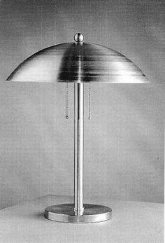 GI-425 Gispen paddestoel lamp