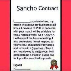 Sancho Contract