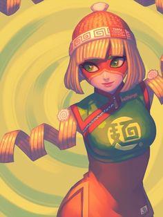 Min Min by Bellhenge Game Character, Character Design, Kid Cobra, Arm Art, Video Game Art, Video Games, Nintendo Characters, Fairy Tail Manga, Fandoms