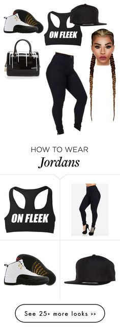 """on fleek"" by boss-style on Polyvore"