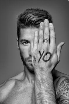 Sergio Ramos- el que me pone una sonrisa