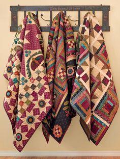 25 quilt tips from Kim Diehl