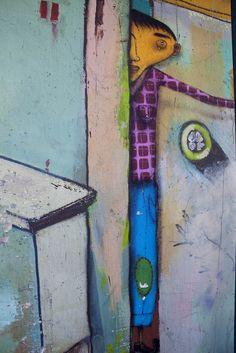 Street Art: Os Gemeos in Athens