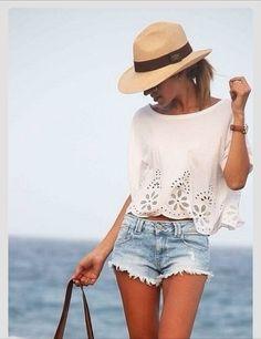 693d75d6995 Beach outfit. Need! Beach Outfit Summer Beachwear