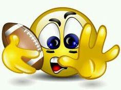 Football smile