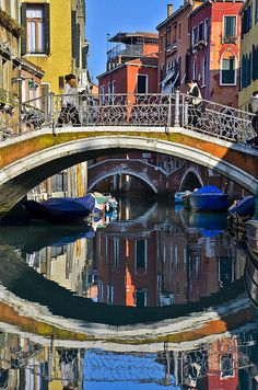 Bridges of Venice, Venice, ITALY.