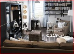 ein wohnzimmer in einem urlaubshäuschen mit einem himmene 3er, Esszimmer