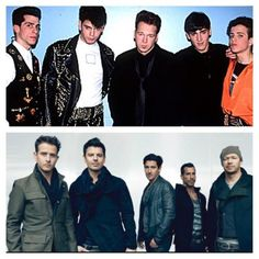 NKOTB. Dare I say, better with age.