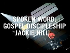 Spoken Word: Gospel Discipleship - Jackie Hill The Weight Of Glory, Jackie Hill Perry, Go And Make Disciples, Spirit Of Truth, End Of The Age, Spoken Word Poetry, Matthew 28, What Is Meant, Black Is Beautiful