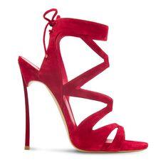 Les souliers Mini Blade de Casadei