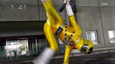 Girl Cartoon, Power Rangers, Cosplay, Kamen Rider, Yellow, Image, Japanese Girl, Awesome Cosplay, Comic Con Cosplay