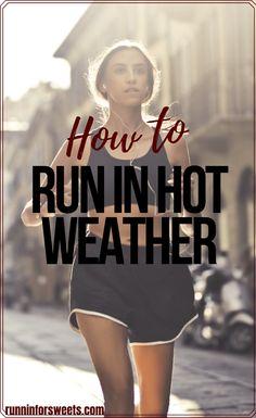 Running In The Heat, I Hate Running, How To Start Running, How To Run Faster, How To Run Longer, Marathon Training For Beginners, Half Marathon Training Plan, Running For Beginners, Marathon Running