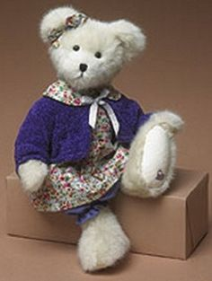Madison-Heart To Heart Friends-Boyds Bear | Higgins & Higgins Gifts Apparel…