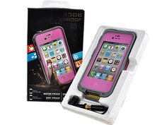 Pink LifeProof Case for the iPhone 4/4S - $28.00