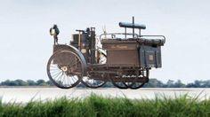 El carro más antiguo funciona - Cachicha.com