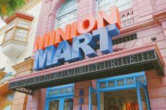 Minion mart -Universal studio singapore