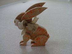 Primitive Art  Easter Bunny CLEARANCE SALE   Primitive Decor