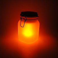 Light jar - Pot de soleil
