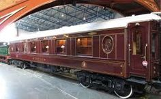 """Image result for Pullman Car Company First Class Parlour Car """"TOPAZ"""""""