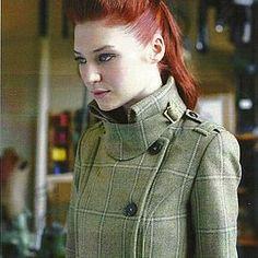 A very gorgeous tweed jacket #Harristweed #tweed