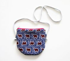 Hey, I found this really awesome Etsy listing at https://www.etsy.com/listing/202161456/fabric-crossbody-bag-zipper-bag-pouch