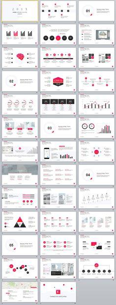 31 Best Project Proposal Charts Powerpoint Template Pinterest