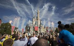 10 crazy things you never knew about Walt Disney World (Photo: Scott Audette / Reuters)