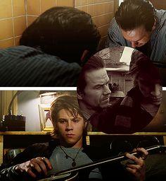 Four Brothers - Bobby and Jack via tumblr labyrinthyne