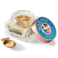 Wakaya Perfection Organic Ginger Powder (Table-Top Wellness Companion) - Top View
