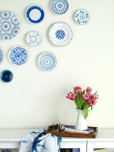 Ζωγραφική σε πιάτα