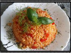 Risotto, Ethnic Recipes, Food, Bulgur, Essen, Meals, Yemek, Eten