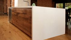 ... Quartz countertop / Caesarstone® / made from recycled materials / for kitchens 3141 EGGSHELL caesarstone ...