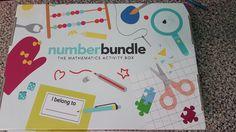 Raising The Rainbows: Numberbundle Review & Giveaway