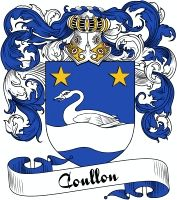 Coullon Coat of Arms  Coullon Family Crest   VIEW OUR FRENCH COAT OF ARMS / FRENCH FAMILY CREST PRODUCTS HERE