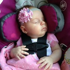 Sale headband, pink headband, pink glitter, chiffon flower headband glitter headband, baby headband, child headband, adult headband, photo p - pinned by pin4etsy.com