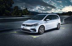 Volkswagen Touran met R-Line: voor stoere huisvaders - http://www.topgear.nl/autonieuws/volkswagen-touran-met-r-line-2016/