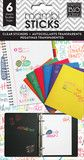 Clear Stickers - School Sayings