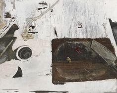 砧板與洗碗槽 詹莊軒 油畫 72x90cm