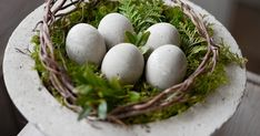 I beton může být nežný. Po dlouhé zimě jsou Velikonoce dlouho očekávané období. Konečně vzduch venku voní, příroda pulzuje květy prvníc...