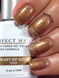 Chickettes.com - LeChat Perfect Match Mermaid Treasures - Heart of Gold