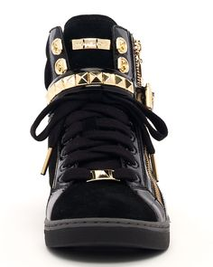 Micheal Kors 2013 new womens sneaker line!! Can I say how happy I am!!
