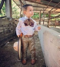 Baby Boy Baptism Outfit, Baby Boy Outfits, Kids Outfits, Fiesta Outfit, Mexican Outfit, Baby Boy Fashion, Kids Fashion, Charro Outfit, Cute Kids