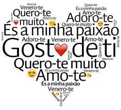 ÉS TUDO PARA MIM 😍😍 Love Is Sweet, My Love, Love Is Cartoon, Unrequited Love, Barbie Fashionista, Secret Love, Love Heart, True Love, Romance